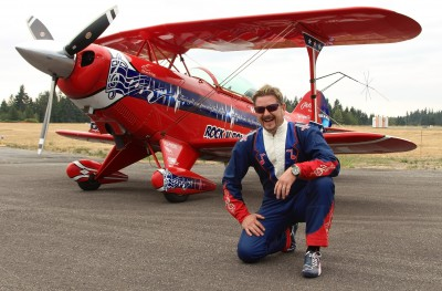 Rock n Roll Pitts and pilot